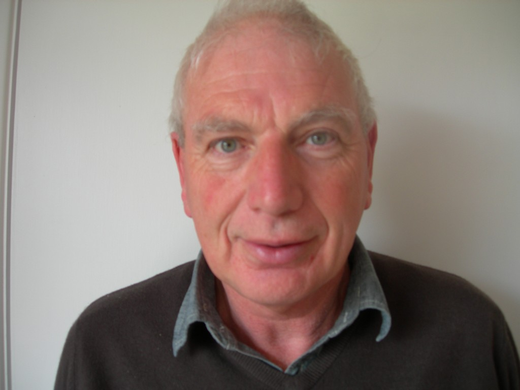 Tom Tebbutt, chairman
